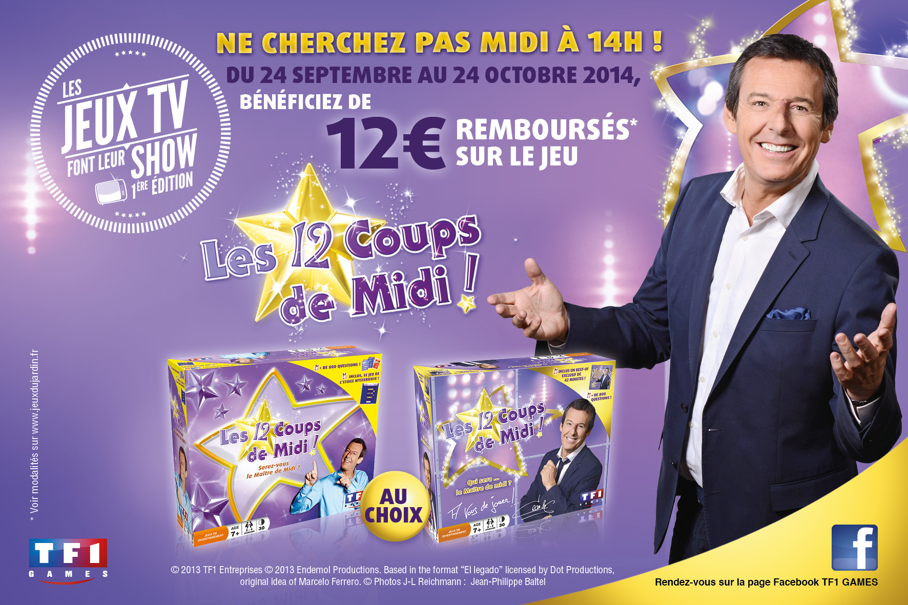 Accueil tf1 games jeux dujardin - Mytf1 fr jeu les 12 coups de midi ...