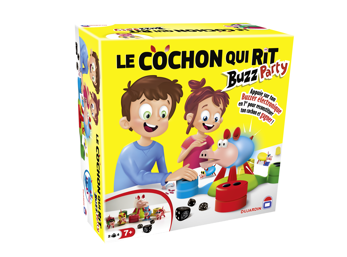 Le Cochon qui Rit Buzz Party