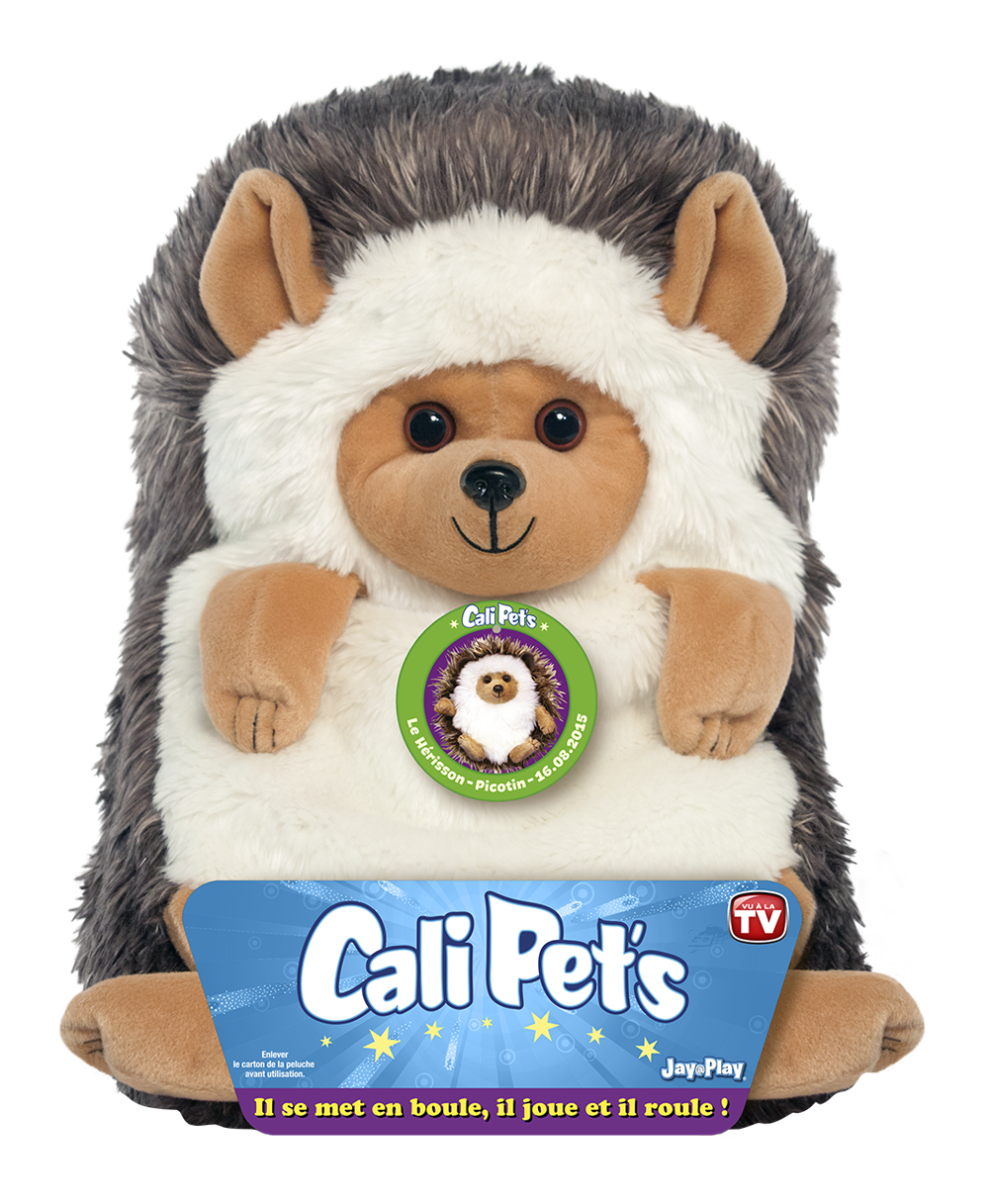 Packaging Cali Pets Hérisson