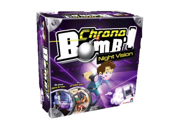 Chrono Bomb Night Vision