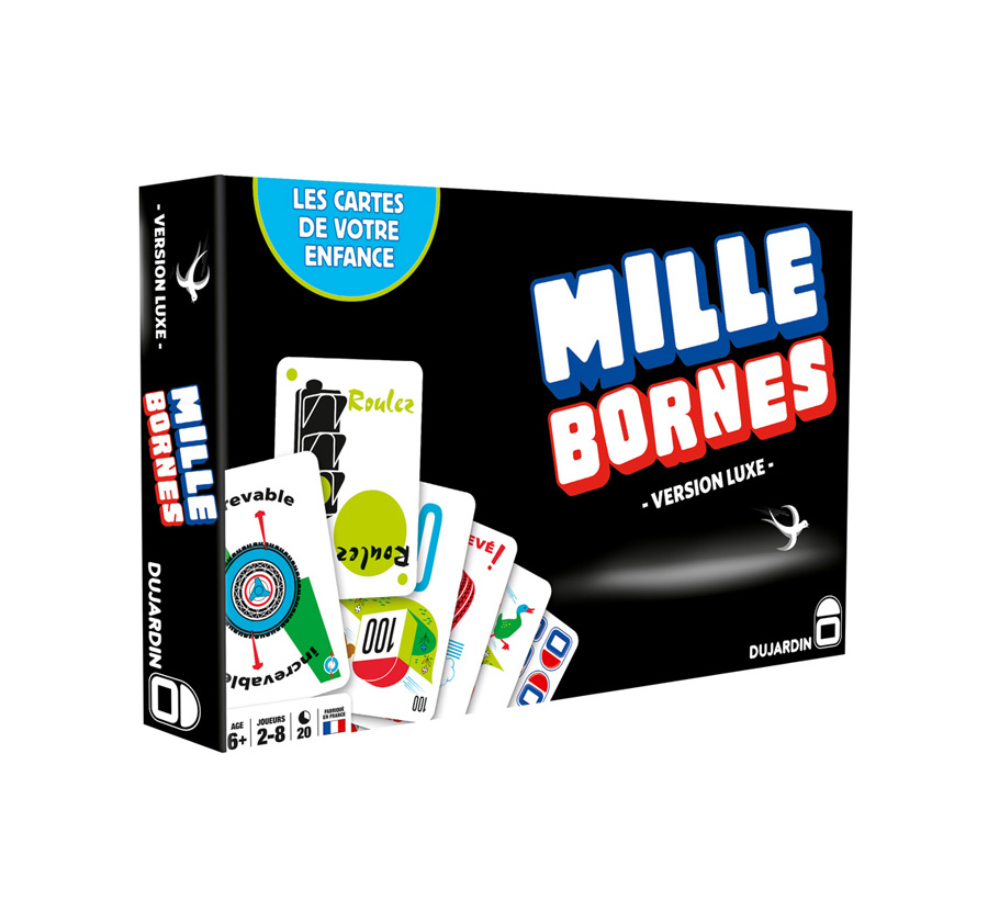 mille bornes luxe. Black Bedroom Furniture Sets. Home Design Ideas