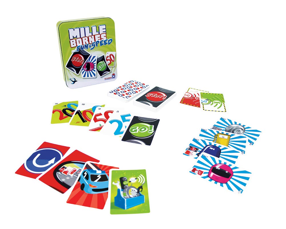 mille bornes fun speed. Black Bedroom Furniture Sets. Home Design Ideas