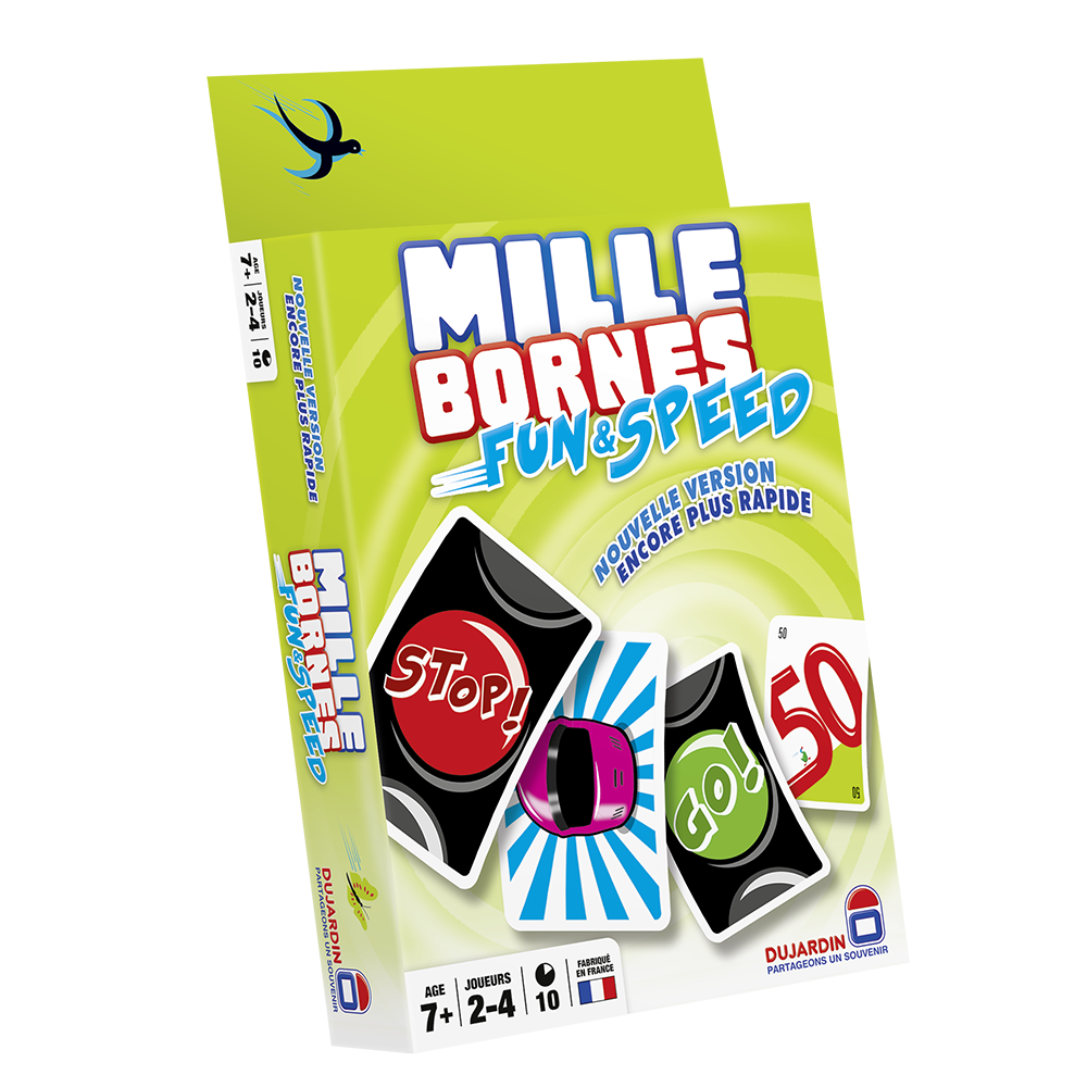 mon 1er mille bornes jeux dujardin. Black Bedroom Furniture Sets. Home Design Ideas